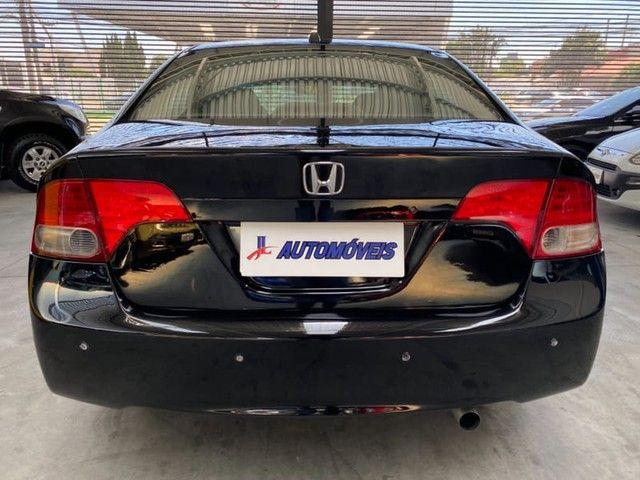 Honda Civic Lxs 1.8 Aut Flex - Foto 5