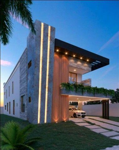 Alphaville Fortaleza, 5 suítes, Área gourmet, hidro, oportunidade! - Foto 4