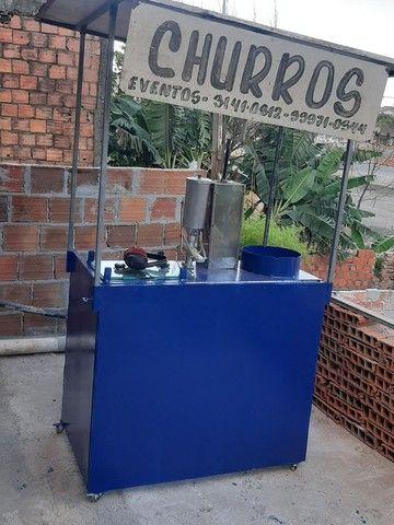 Barraca de churros - Foto 4