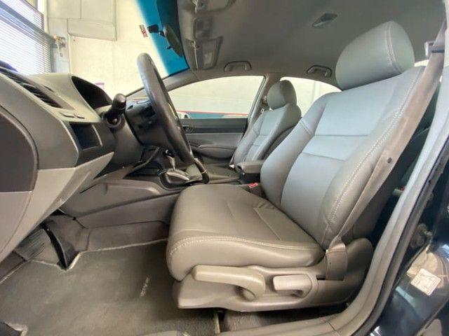 Honda Civic Lxs 1.8 Aut Flex - Foto 9