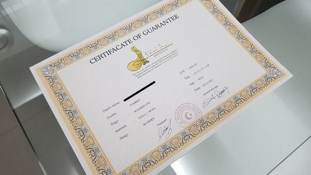 tapete importado Turquia original com certificado novo sem uso - Foto 2