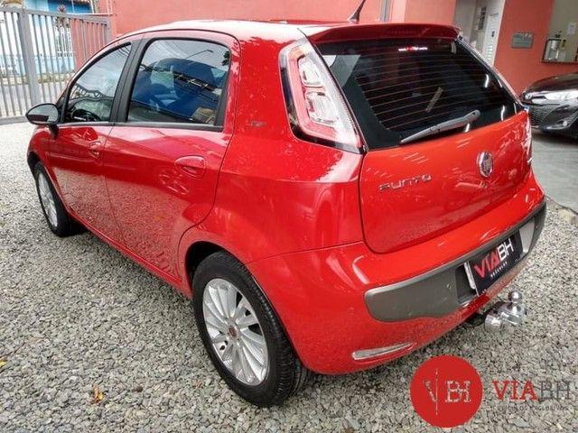 FIAT PUNTO ESSENCE SP 1.6 FLEX 16V 5P - Foto 4