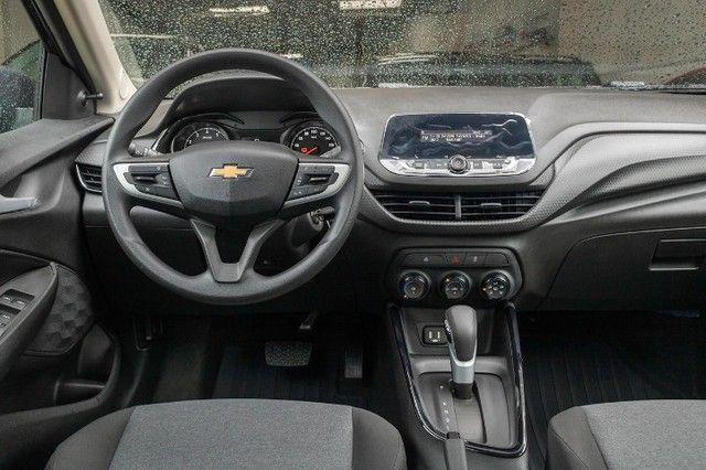 Chevrolet onix hatch at turbo 1.0 2021 *IPVA 2021* - Foto 8