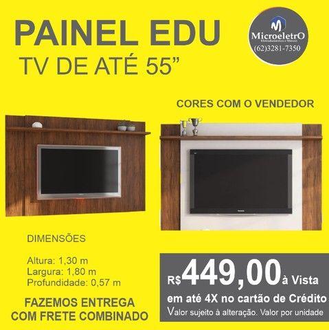 Painel Edu Para Tv De ATÉ 55 Polegadas