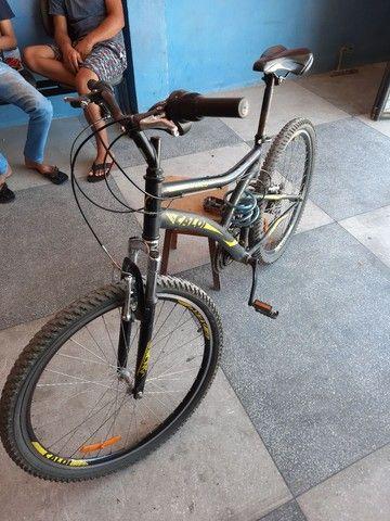 Bicicleta aro 26 / 21 marchas