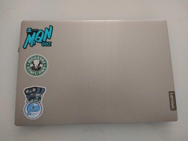 Notebook Lenovo IdeaPad S145 20GB ram SSD260+500HD - novíssimo - pouco usado