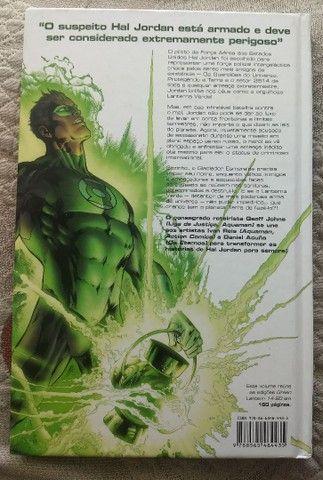 HQ - Lanterna Verde Hal Jordan: Procurado - Foto 2