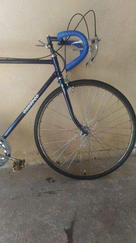 Bicicleta Caloi 10 - Aro 27 montada recentemente, pintura nova