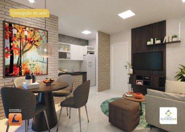 Apartamento de 2 quartos- Village Alvorada - Foto 5