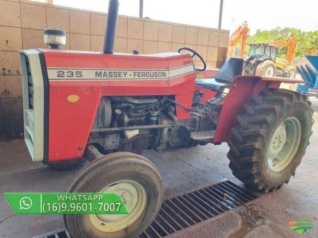 Trator Massey Ferguson 235 4x2 ano 79 - Foto 5