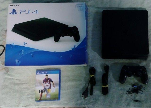 PS4 super Slim hd500gb (leia anuncio)