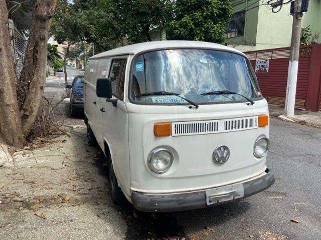 VW Kombi Furgão 1989 - Foto 7