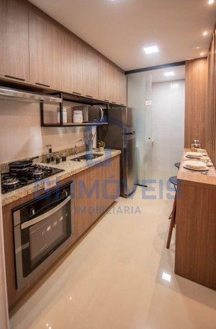 Apartamento para venda com 2 quartos, 63m² Residencial Flow, St Leste Universitário - Foto 7