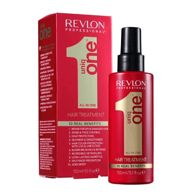 Revlon Professional Uniq One All In One Hair Treatment - Leave-in - 150ml - Foto 5
