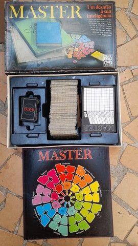 master um desafio a sua inteligência jogo de tabuleiro