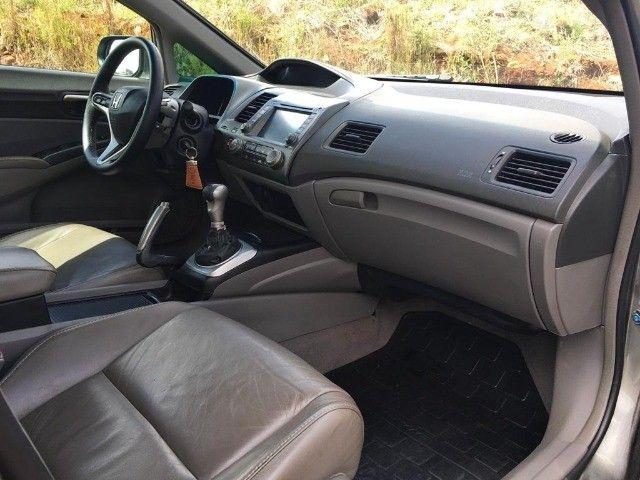 Civic Sedan LXS 1.8 Flex 16V Mec 2008 - Foto 9
