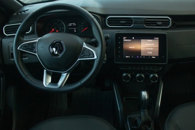Novo Renault Duster Iconic 1.6 Automática CVT - Foto 2