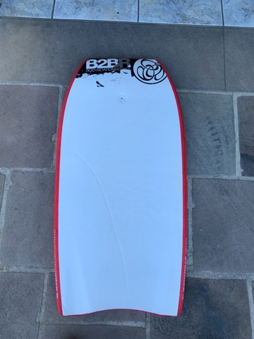 Prancha Bodyboard Profissional B2BR Monti (sem copinho para lesh) - Foto 3