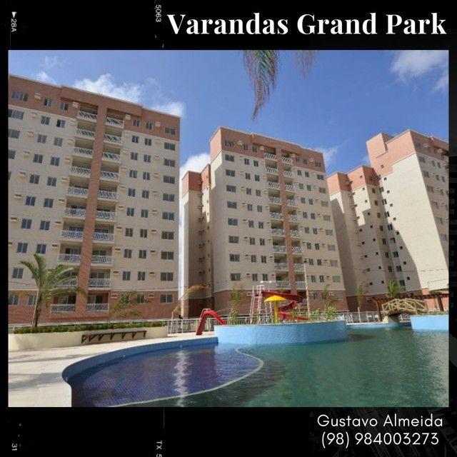 [67] - Cond Varandas Grand Park - Apê 3 quartos - Registro Grátis - Foto 4