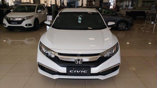 Honda Civic 2.0 LX CVT 4p. Flex - Foto 2