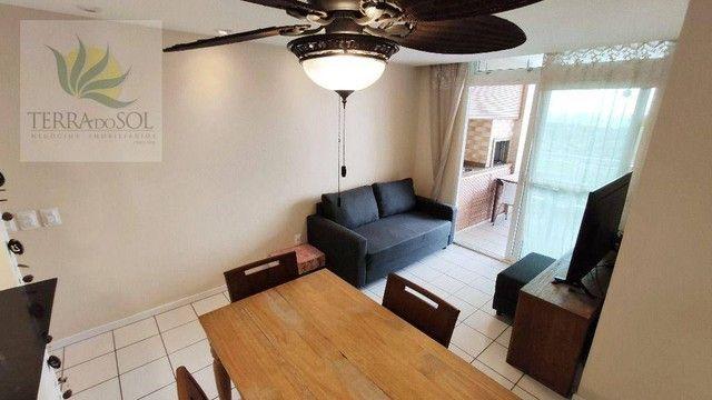 Apartamento com 3 dormitórios à venda, 80 m² por R$ 495.000,00 - Cocó - Fortaleza/CE - Foto 20