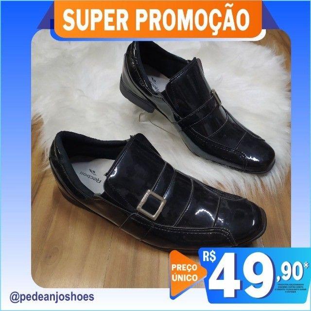 Sapato Social Masculino (Novo) - Foto 6