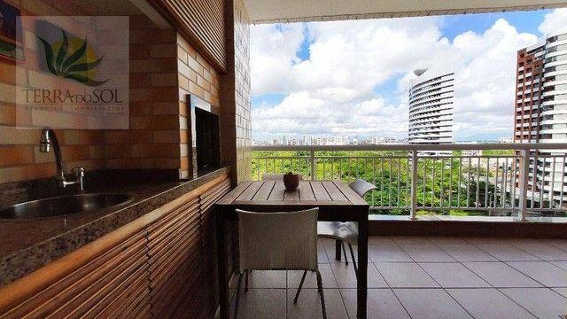 Apartamento com 3 dormitórios à venda, 80 m² por R$ 495.000,00 - Cocó - Fortaleza/CE - Foto 15