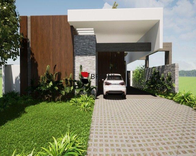 Casa alto padrão em condomínio, Reserva Santa Luisa, a venda - Foto 2