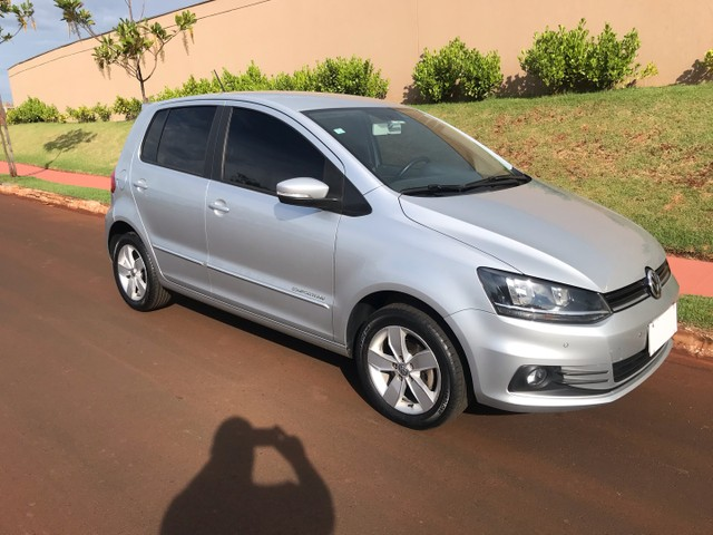 VW Fox Comfortline 1.6 Msi 2018 - Foto 5