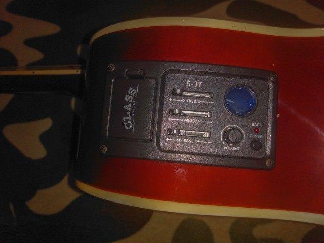 Violão Eletroacústico - Foto 3