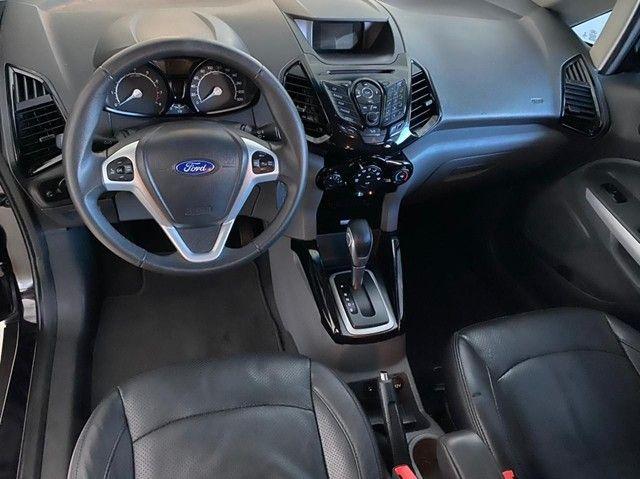 Ford Ecosport freestyle 2015 automática 55000 km - Foto 10