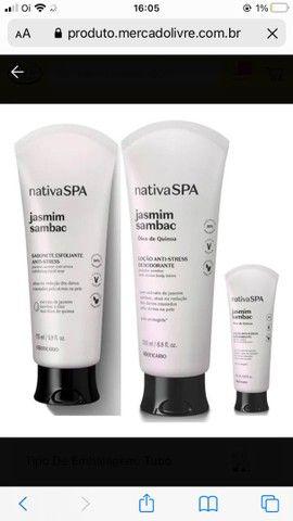 Loção Hidratante Desodorante Corporal Anti-stress Nativa SPA Jasmim Sambac 50ml