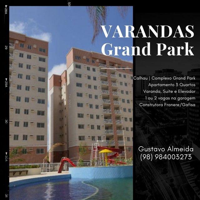 [67] - Cond Varandas Grand Park - Apê 3 quartos - Registro Grátis