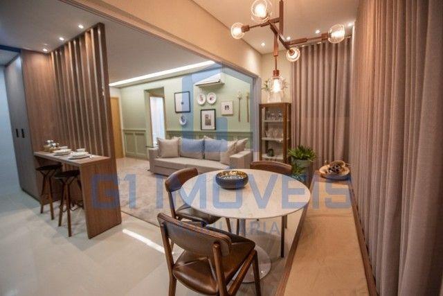 Apartamento para venda com 2 quartos, 63m² Residencial Flow, St Leste Universitário - Foto 4