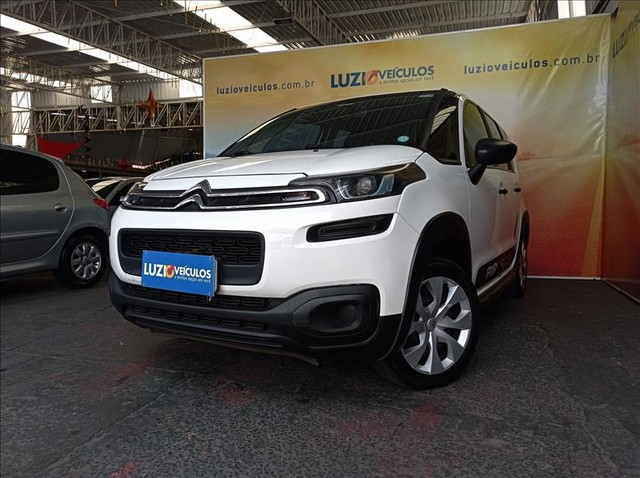 Citroën Aircross 1.6 16v Start