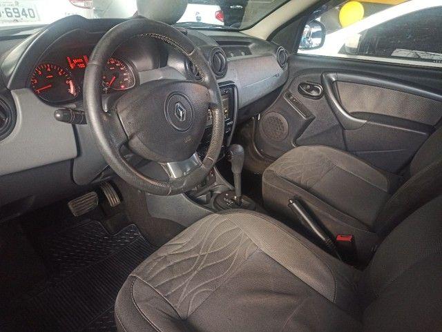 Renault - Duster Dynamique 2013 Automática + Gnv Injetável - Foto 7