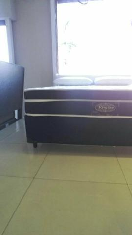 Vendo cama box nova