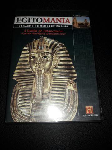 DVD Egito Antigo