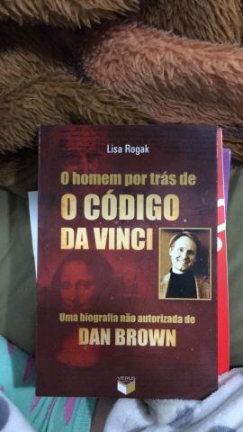 Livro- o homen por trás de o código da Vinci