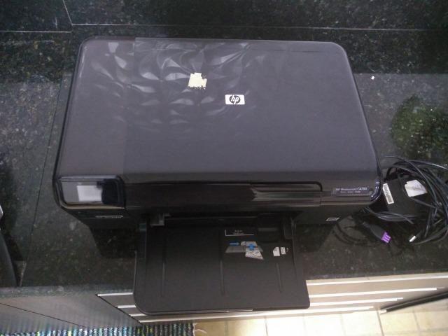 Hp Photosmart c4780 impressora e scanner