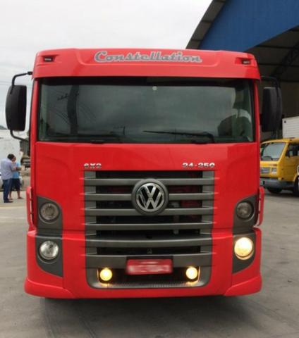 VW Costellation 24/250 Truck Carroceria