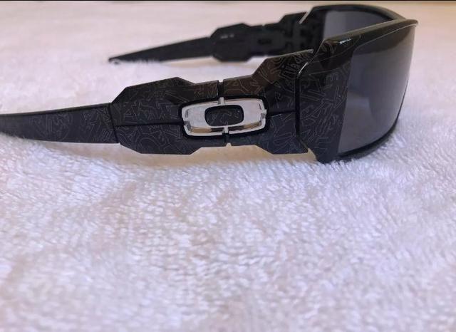 0e31ed924 Oakley Edição Limitada Oil Rig Oculos de Sol Original - Bijouterias ...