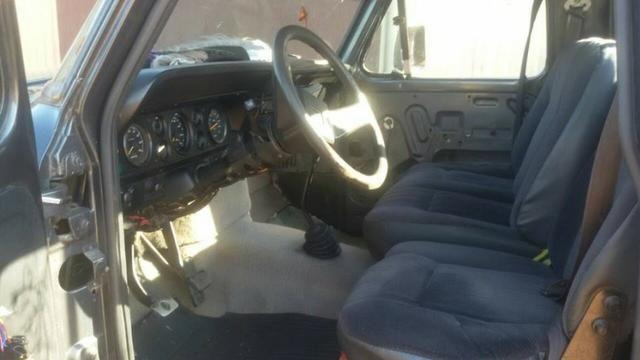 Ford F-1000 2.0 4x2 Diesel Manual 1985/1985 - Foto 6