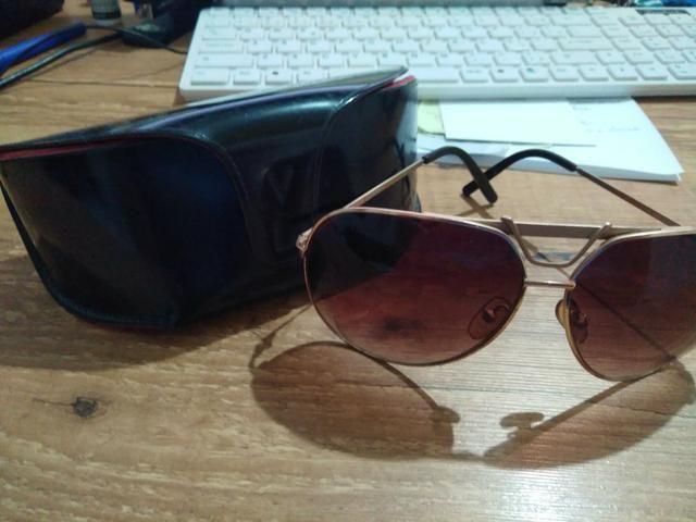 90eae4845 Óculos original Via Lorran - Bijouterias, relógios e acessórios ...