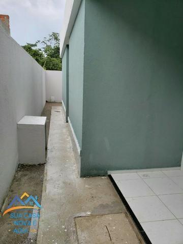 Casas com 2 quartos, suíte com 87m² de área construída na melhor localização do Pedras - Foto 12