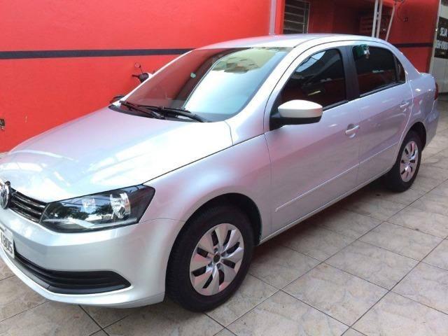 Vw - Volkswagen Voyage 2013 g6 1.6 flex completo, carro muito novo !!!! - Foto 5