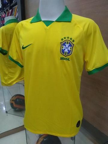 5e8fe55344 Camisa Seleção Brasileira Ed. Copa América 2019 - Roupas e calçados ...