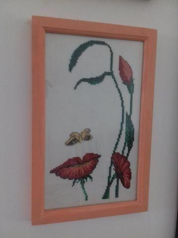 Quadro Decorativo Beleza Floral
