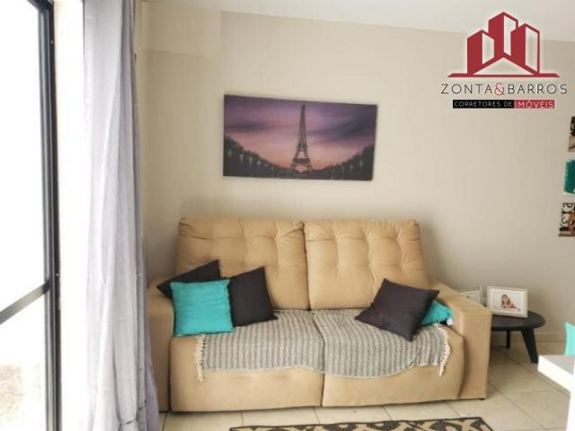 Apartamento à venda com 2 dormitórios em Estados, Fazenda rio grande cod:AP00003 - Foto 4