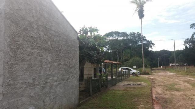 Boa casa de alvenaria em itapoá, aproximadamente 1.100 metros da praia, total de 108 m2 co - Foto 10